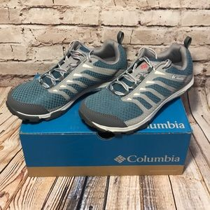 Columbia Prescott Point Trail Hiking Shoes Sz 7.5